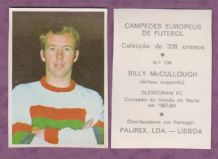 Glentoran Billy McCulloch